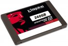 Kingston 240GB V300 SATA 3, 6Gb/s. R/W: 450/450 MB/s