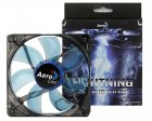 Aerocool 12cm Lightening Fan with LED (Blue or Red)