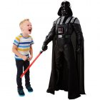 Darth Vader with Motion Detection. 48 inch Tall.