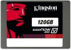 Kingston 120GB V300 SATA 3, 6Gb/s. R/W: 450/450 MB/s