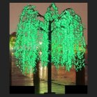GREEN WILLOW TREE 1440 LED'S 2.8M TALL