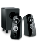 Logitech Z323 Speakers 2.1, 30W (Zseries) - 360 degree sound