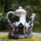 Solar Tea Pot House