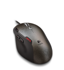 Logitech Gaming Corded Mouse G500 - Gaming grade laser
