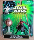 Darth Maul with Sith Droid Attack. Delux Figure 2001. Unopened.