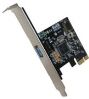 Astrotek PCI Express USB 3.0 1x Port Card - Click Image to Close